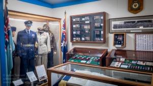 Bomber Command display. Photo: Julian Tennant