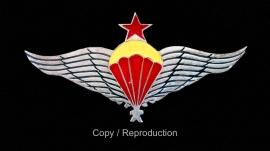 Copy/Fake Spanish Civil War Republican parachute badge