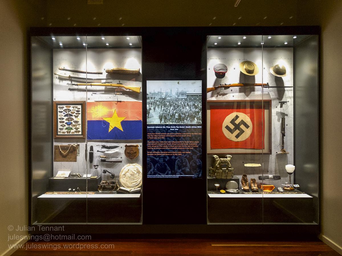 The Goldfields War Museum – Boulder, WesternAustralia