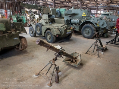Nungarin Heritage Machinery and Army Museum. Photo: Julian Tennant