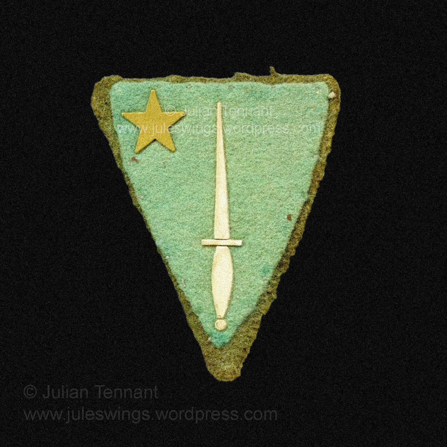 Congo commando patch type1