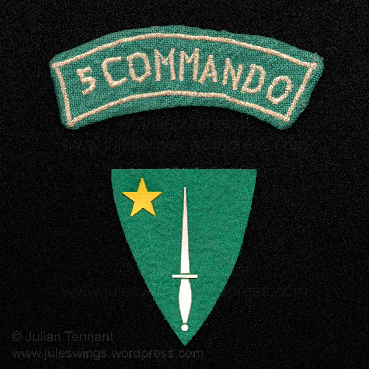Katanga 5 Cdo and Congo cdo patch