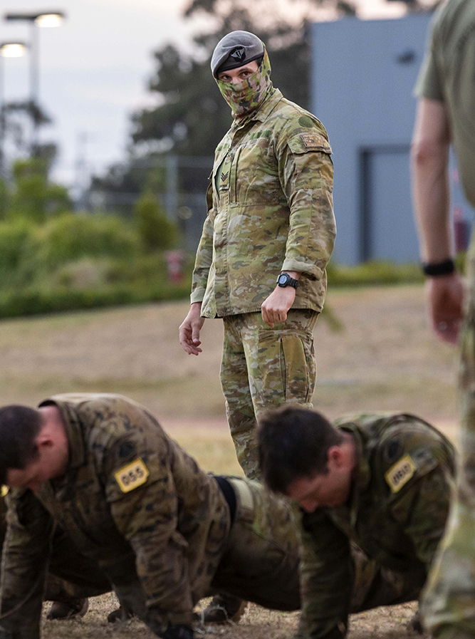 2020 Commando Selection Course