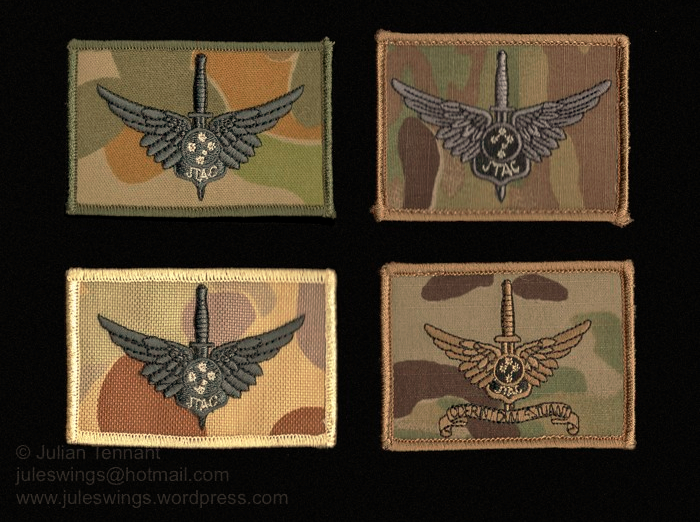 JTAC patches