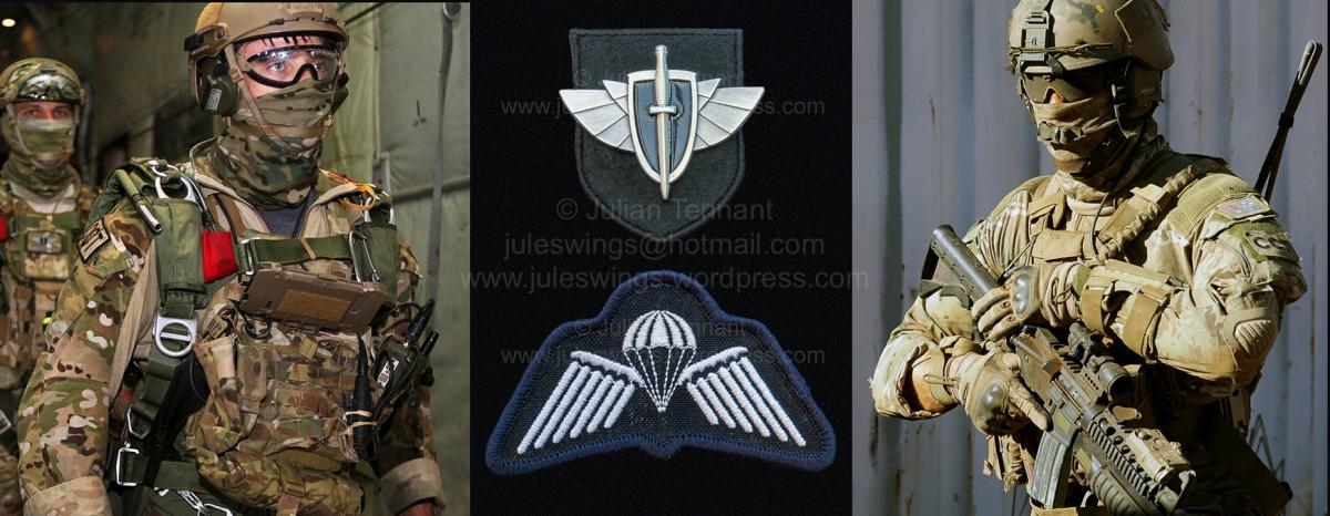 Australian Airborne Insignia #4 – RAAF Combat ControllerTeams