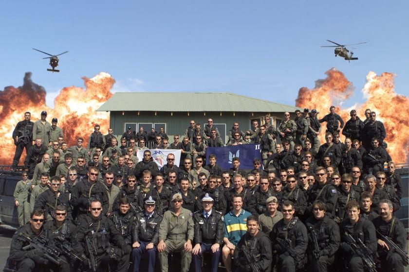 2 SAS Squadron 2000