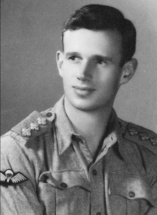 captain frank thompson SOE