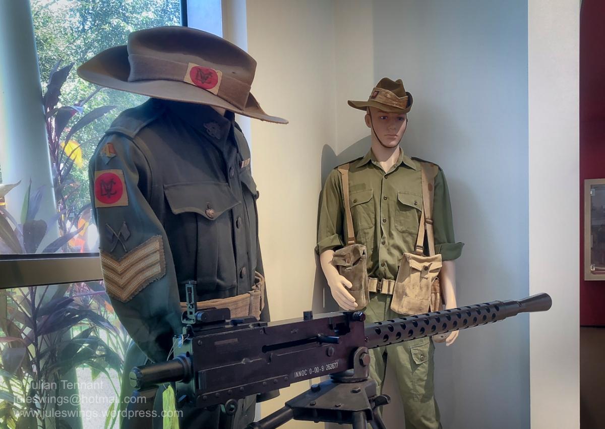 The Darwin Military Museum & Defence of Darwin Experience – Northern Territory,Australia