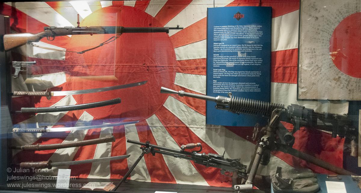 Darwin Military Museum japan exhibit-01