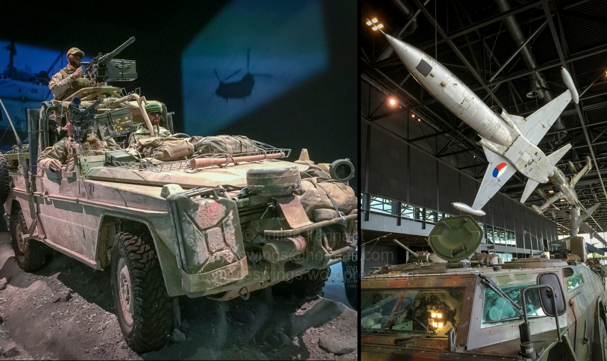 The Dutch Armed Forces Nationaal MilitairMuseum