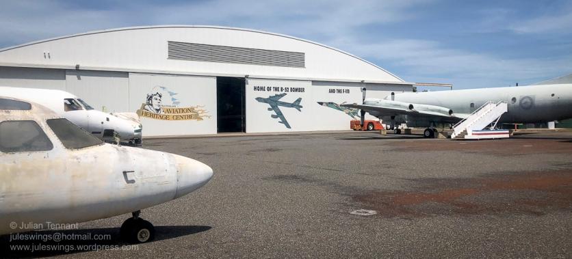 The Darwin Aviation Museum. Photo: Julian Tennant
