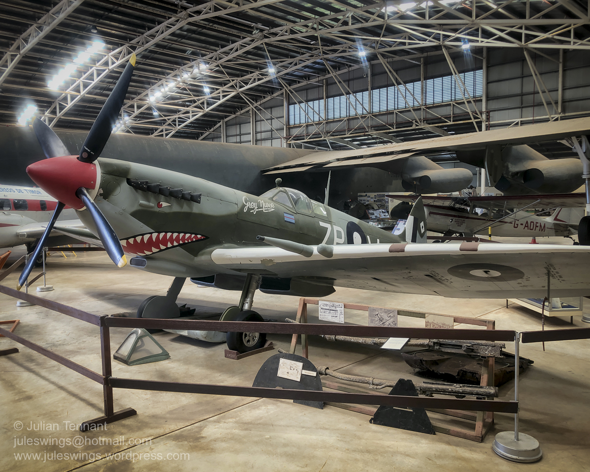 Darwin Aviation Museum-17