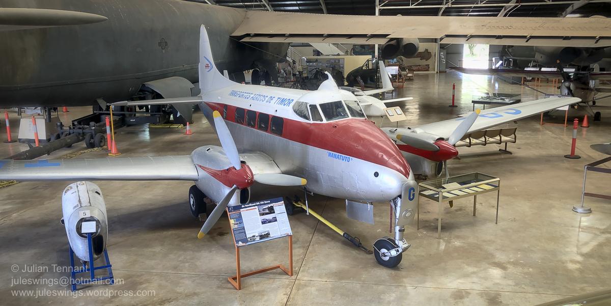Darwin Aviation Museum-21