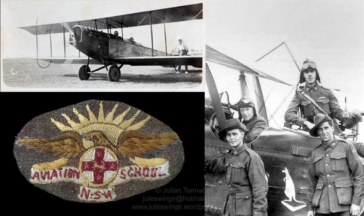 The New South Wales State AviationSchool