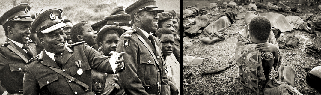 Zimbabwe guku genocide
