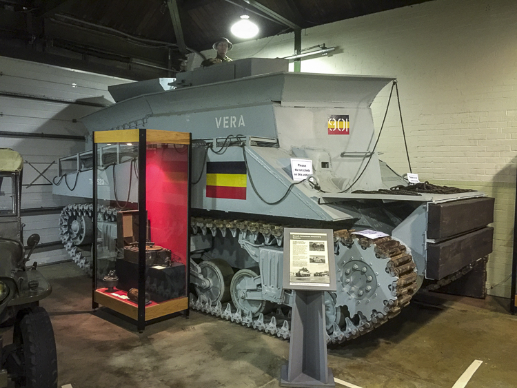 D-Day Story Museum Portsmouth 2015 -01
