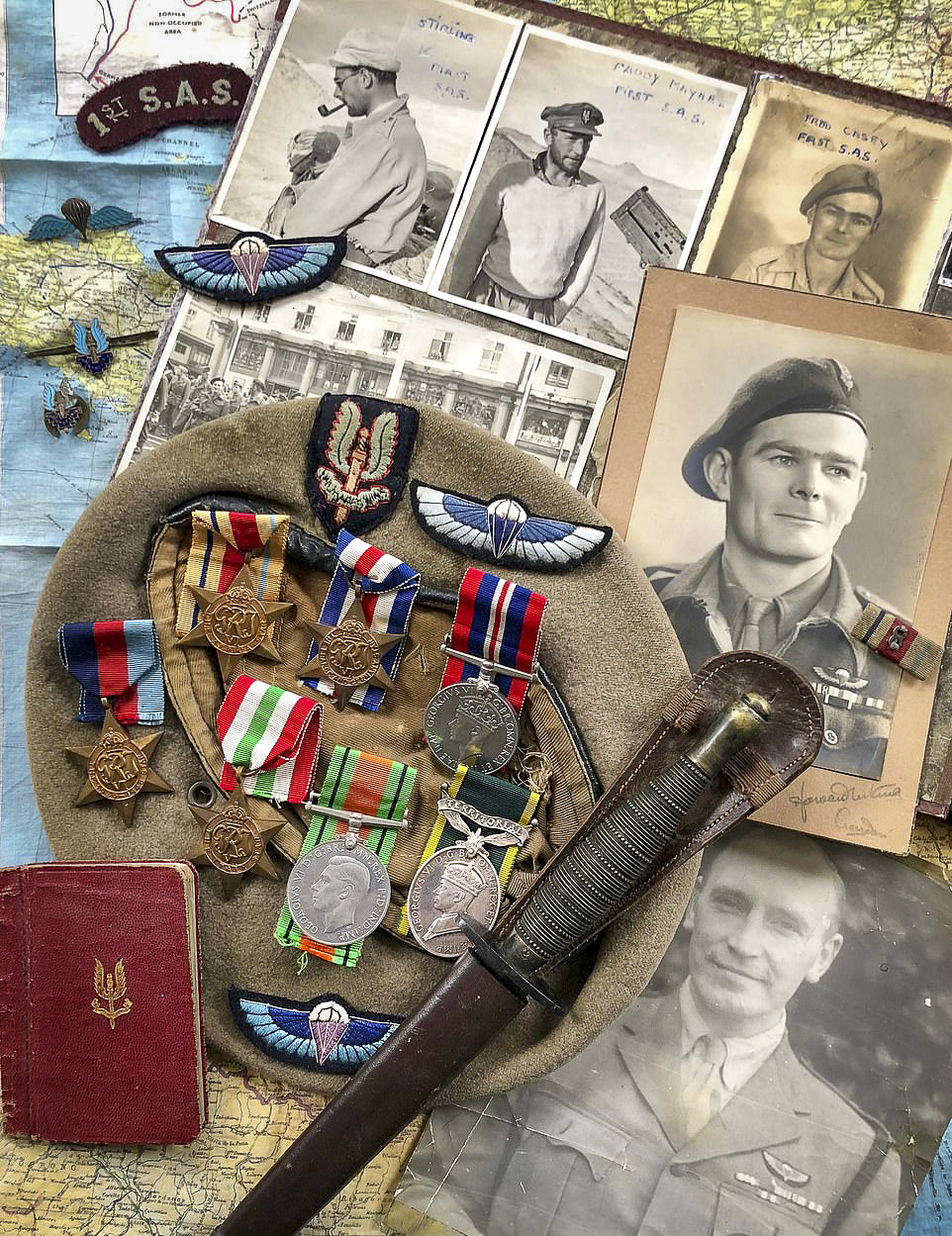 sas fred casey archive