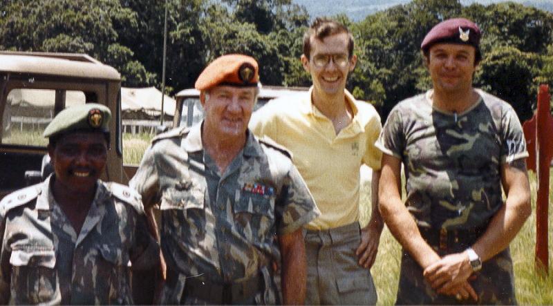 Transkei SF Ron and Bob McKenzie