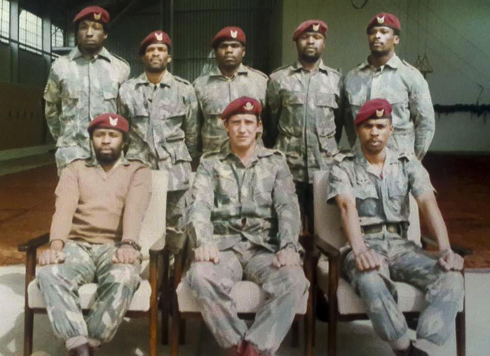 Transkei TDF Parachute School