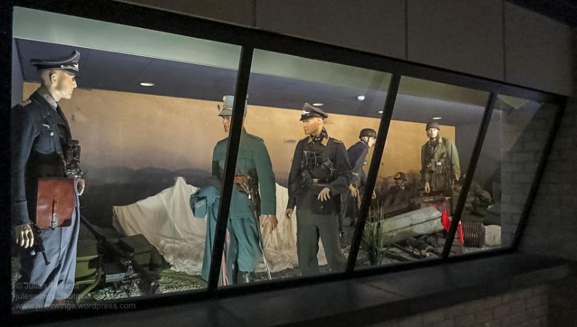 1 Overloon Oorlogsmuseum Fallschirmjäger collection early years-1