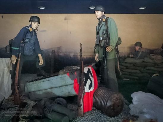 1 Overloon Oorlogsmuseum Fallschirmjäger collection early years-2