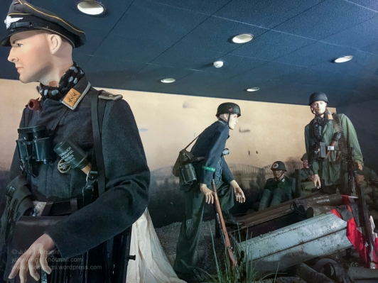 1 Overloon Oorlogsmuseum Fallschirmjäger collection early years-6