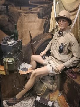 2 Overloon Oorlogsmuseum Fallschirmjäger collection Africa-4