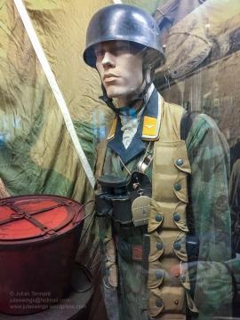2 Overloon Oorlogsmuseum Fallschirmjäger collection Africa-5