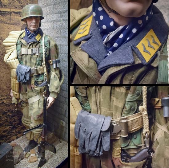 2 Overloon Oorlogsmuseum Fallschirmjäger collection Africa-8
