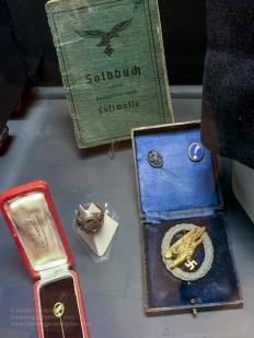 4 Overloon Oorlogsmuseum Fallschirmjäger collection -11