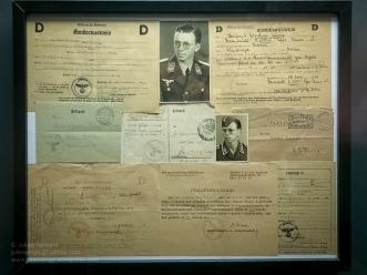 4 Overloon Oorlogsmuseum Fallschirmjäger collection -14