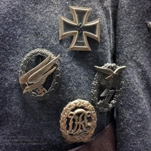 4 Overloon Oorlogsmuseum Fallschirmjäger collection -15