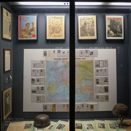 4 Overloon Oorlogsmuseum Fallschirmjäger collection -4