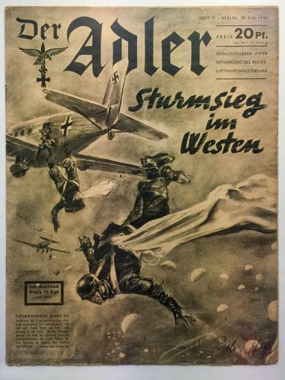 4 Overloon Oorlogsmuseum Fallschirmjäger collection -8