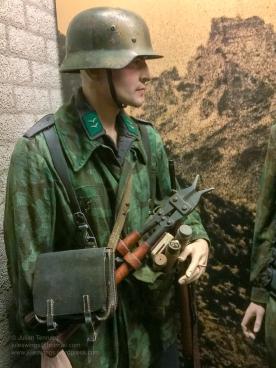 7 Overloon Oorlogsmuseum Fallschirmjäger collection Monte Cassino Gran Sasso-3