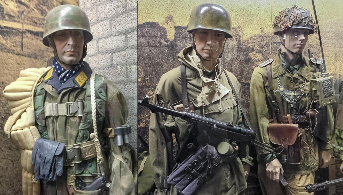 The Fallschirmjäger Collection – Overloon War Museum, TheNetherlands