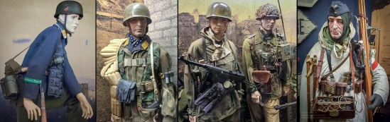 Overloon Oorlogsmuseum Fallschirmjäger collection header