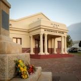 Birdwood House, home of the Geraldton RSL Sub Branch and Birdwood Military Museum. Photo: Julian Tennant