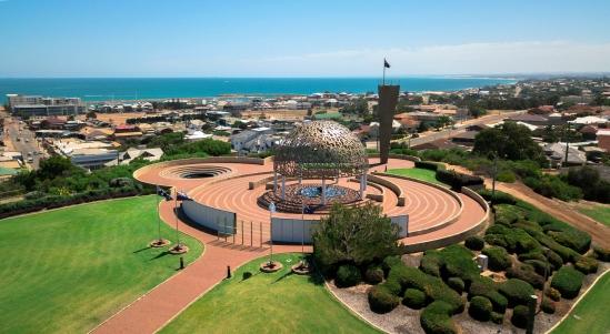 HMAS Sydney II memorial Geraldton